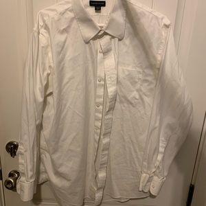 Men's Lands' End dress shirt